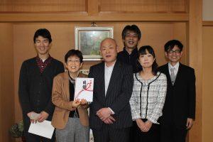寿司やすは「寄り添う心プロジェクト」で社会貢献しています